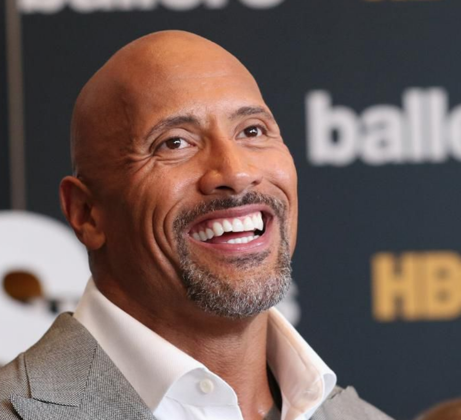 Forbes Names Dwayne Johnson the Highest-Paid Actor