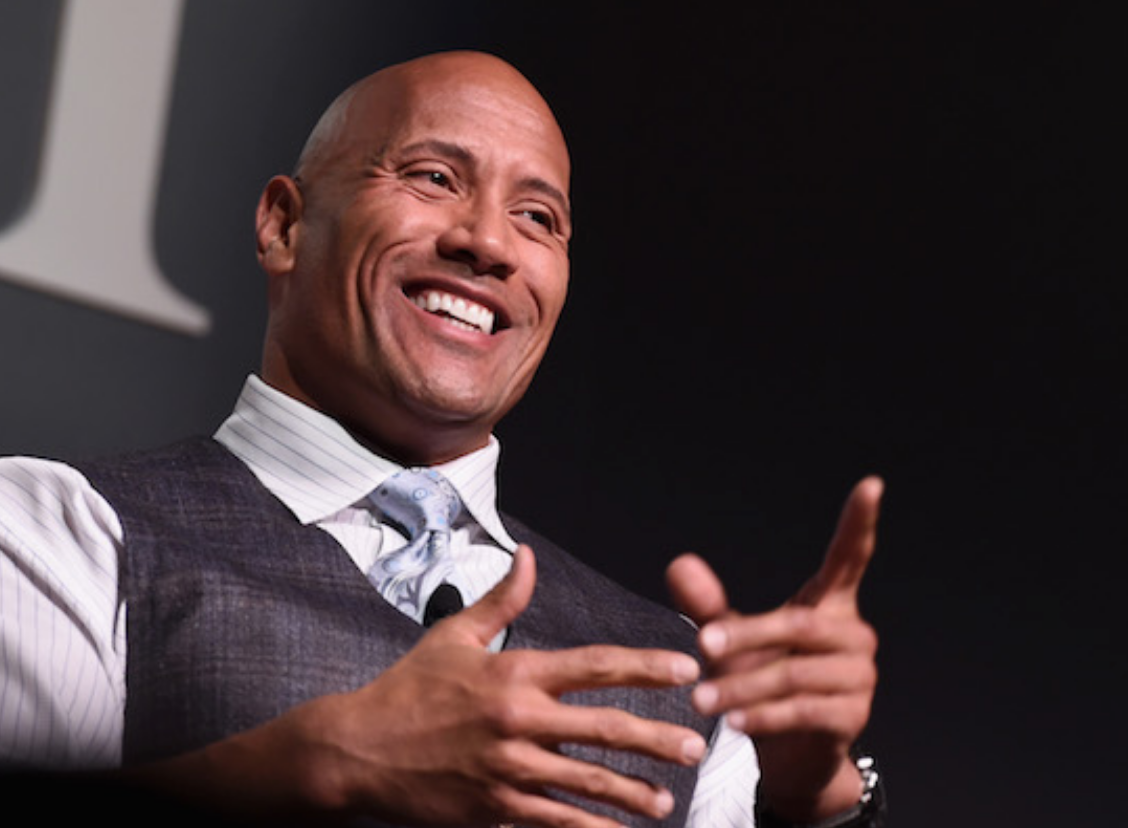 The Wrap Reveals Dwayne Johnson is Entertainer of the Year