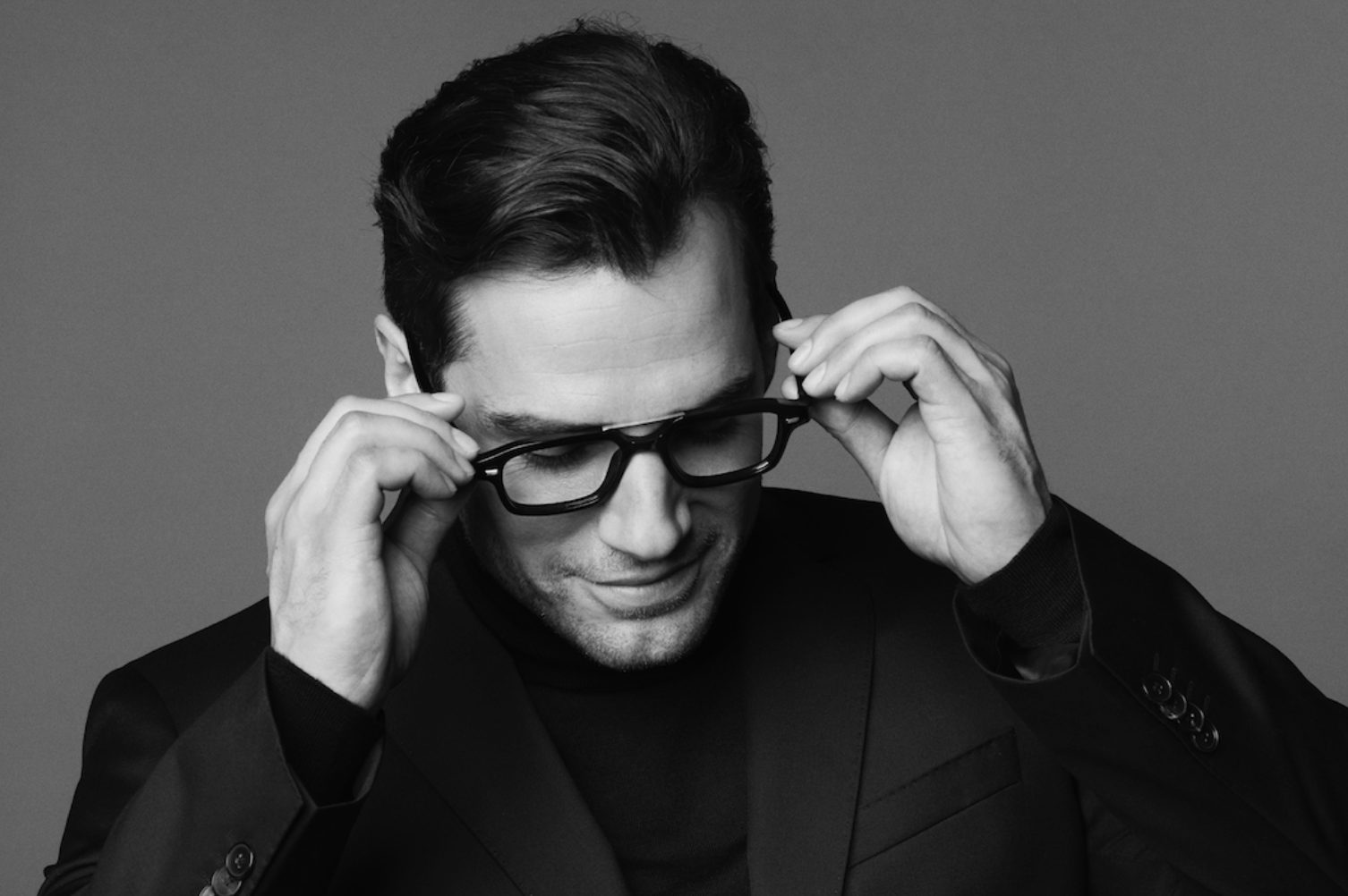 #SharpenYourFocus BOSS Eyewear Pt. 2 with Henry Cavill