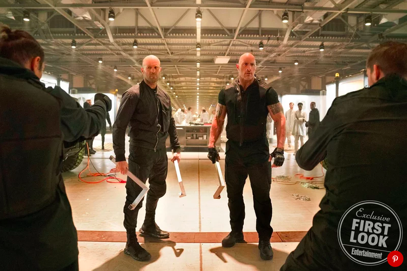 Dwayne Johnson Promises Fast & Furious Fans They'll 'F---ing Love' Hobbs & Shaw