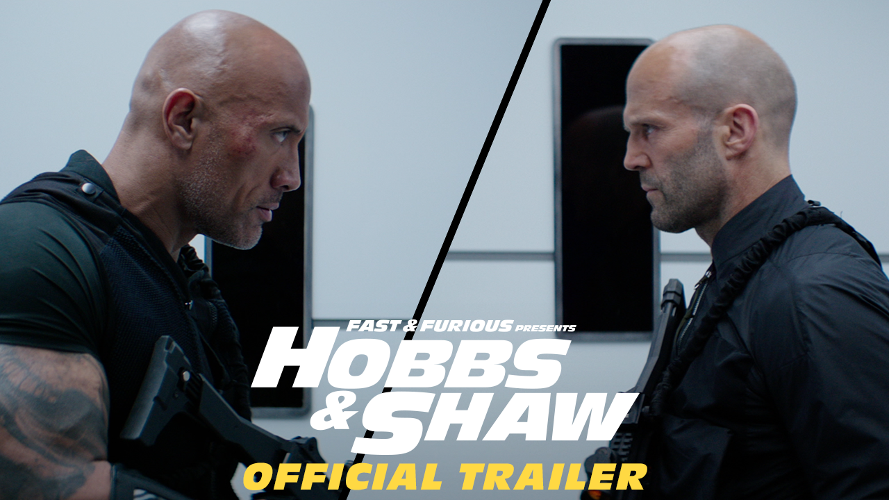 'Hobbs & Shaw' New Trailer Touts More High-Intensity Fights
