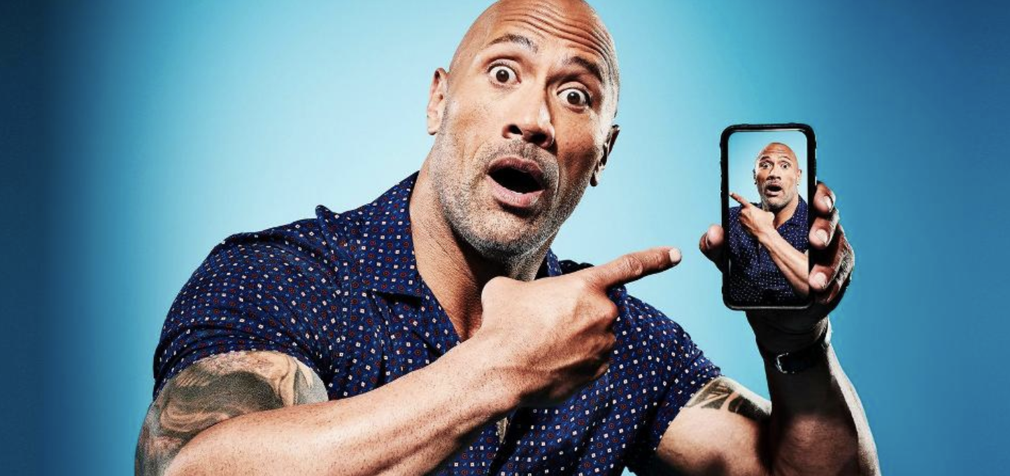 Dwayne Johnson Tops the Forbes' 2019 List of the World's Highest-Paid Actors