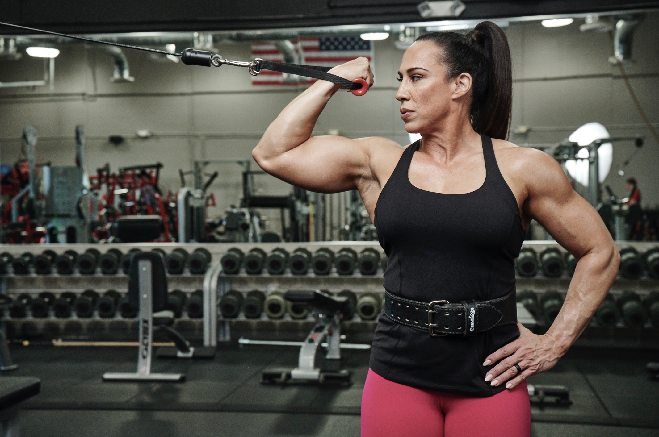Forbes Uncovers How Dany Garcia's Pro Bodybuilding Career Goes Hand-In-Hand With Her Business Success