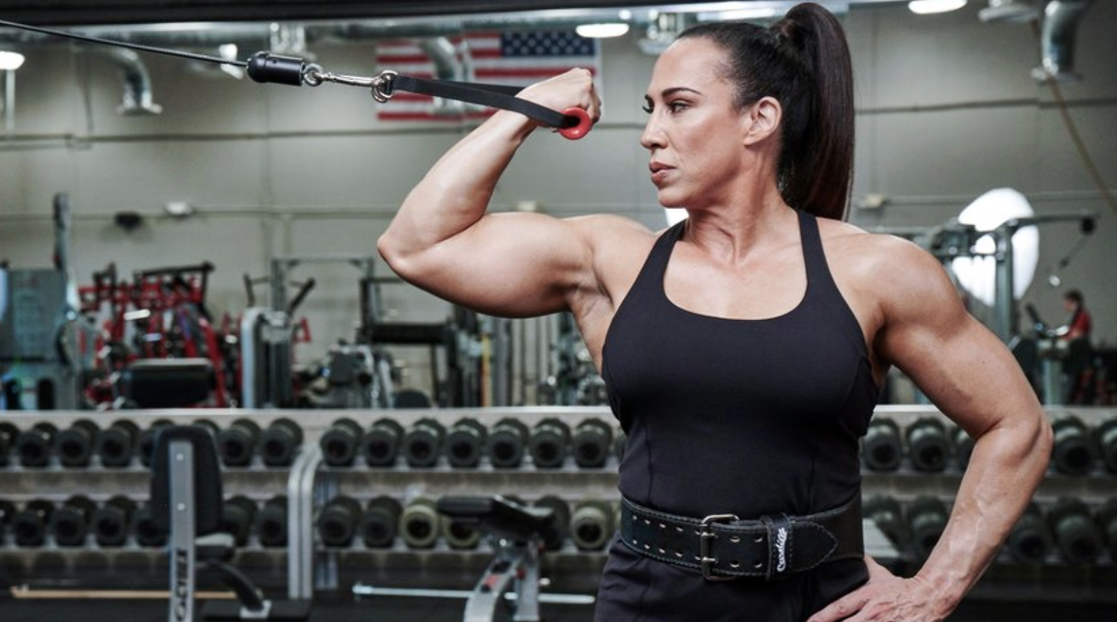 Bodybuilding.com Discovers How Dany Garcia Built Her Body and an Empire