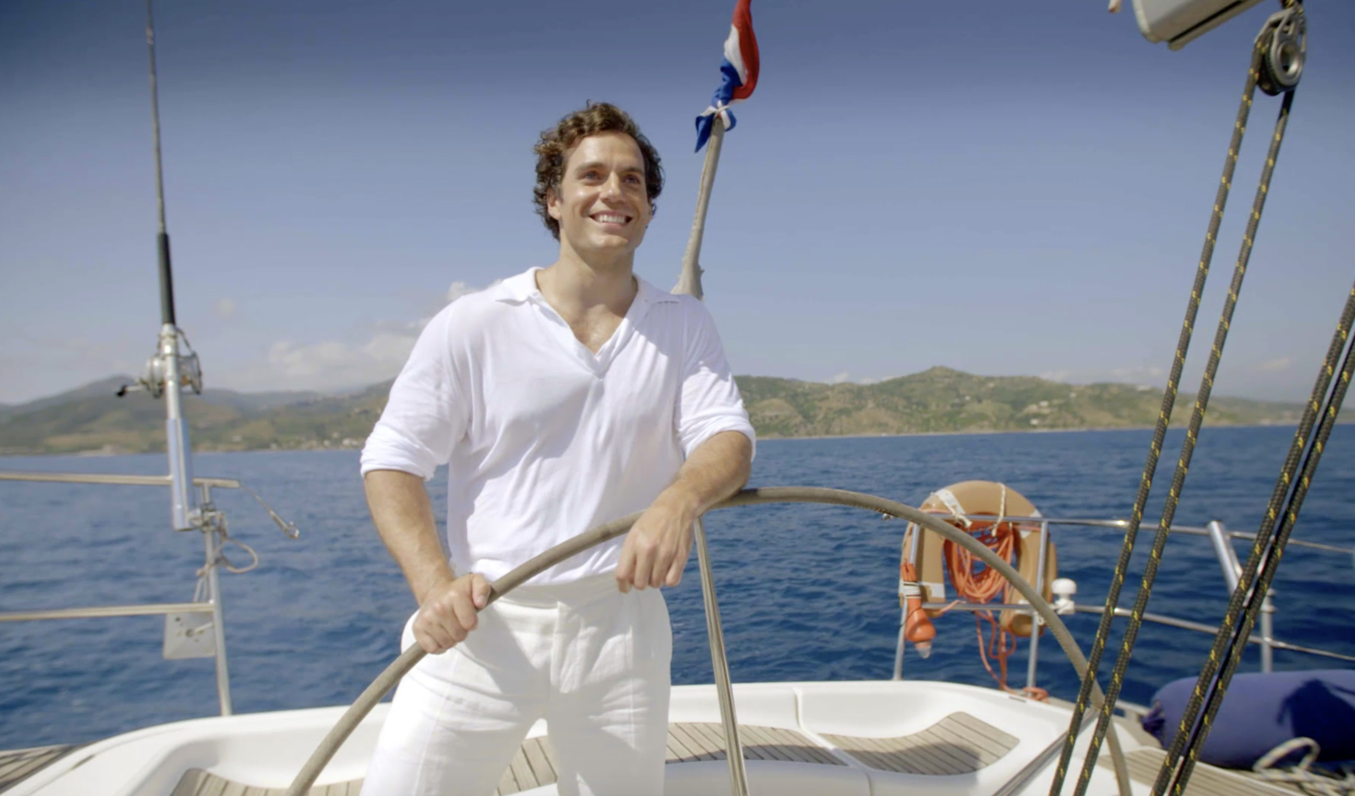 Discover Henry Cavill's New Partnership and Innovative Hydration Wellness Campaign with No.1 Rosemary Water