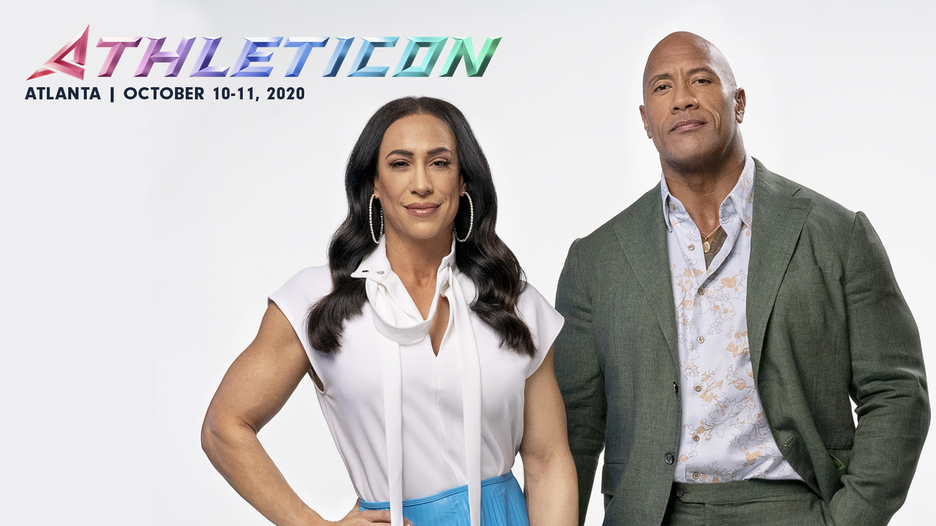 Dwayne 'The Rock' Johnson and Dany Garcia Are Launching Athleticon with Major Fitness Stars