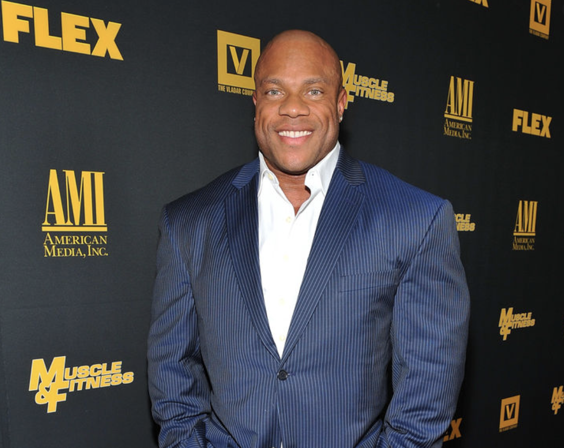 TGC Management Welcomes Phil Heath to the Family