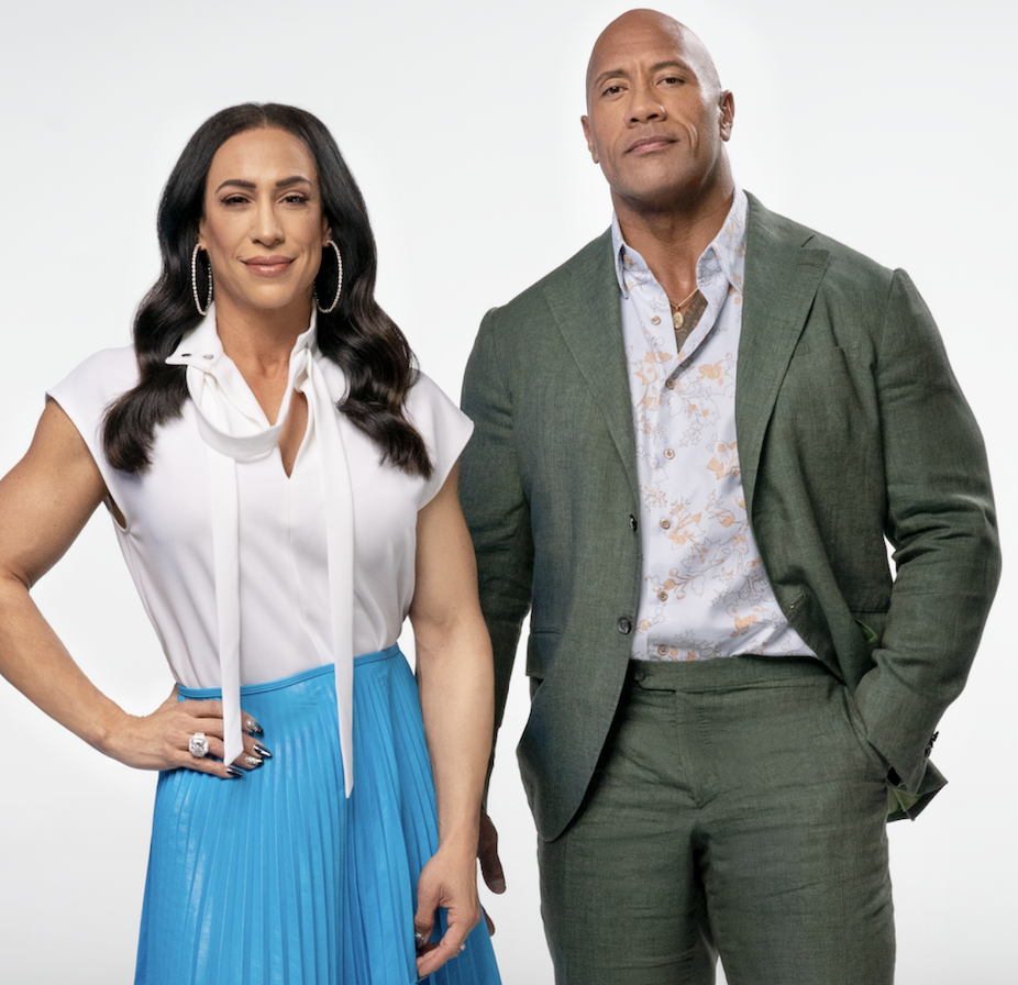 Dany Garcia and Dwayne 'The Rock' Johnson Are Launching an Online Version of Athleticon