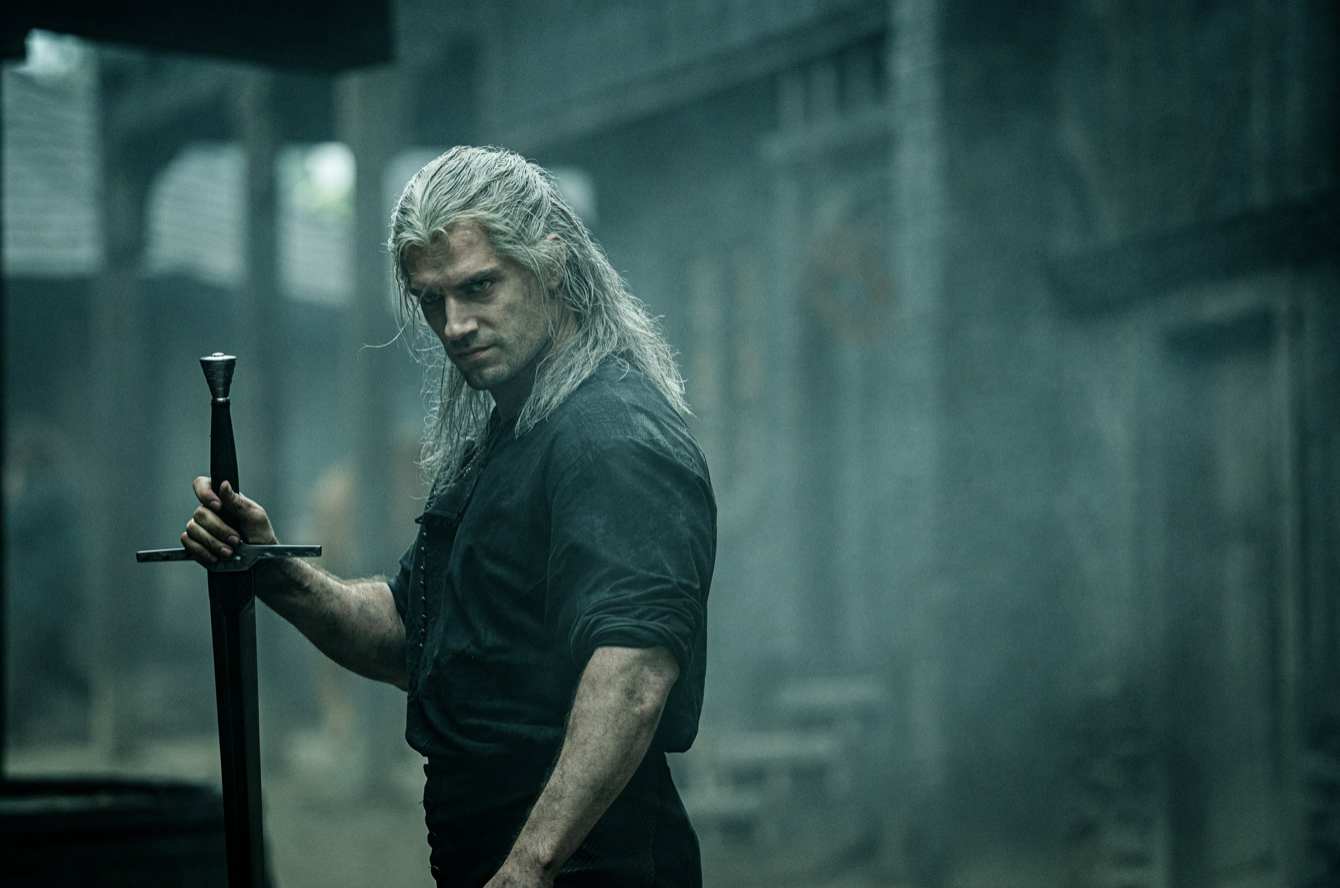 Henry Cavill on His Intense Transformation in The Witcher