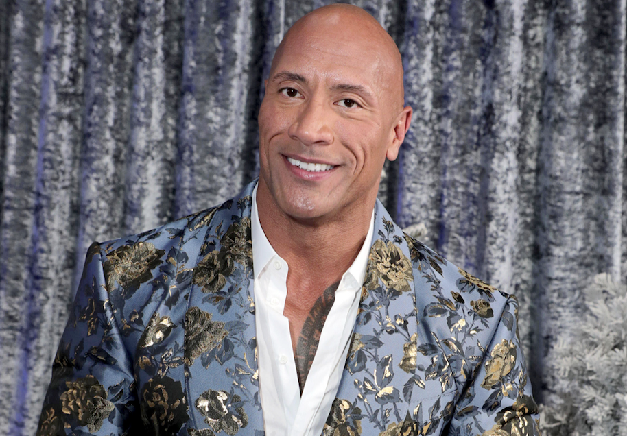 Dwayne 'The Rock' Johnson and VOSS Water Donate More Than 700,000 Water Bottles to Healthcare Workers
