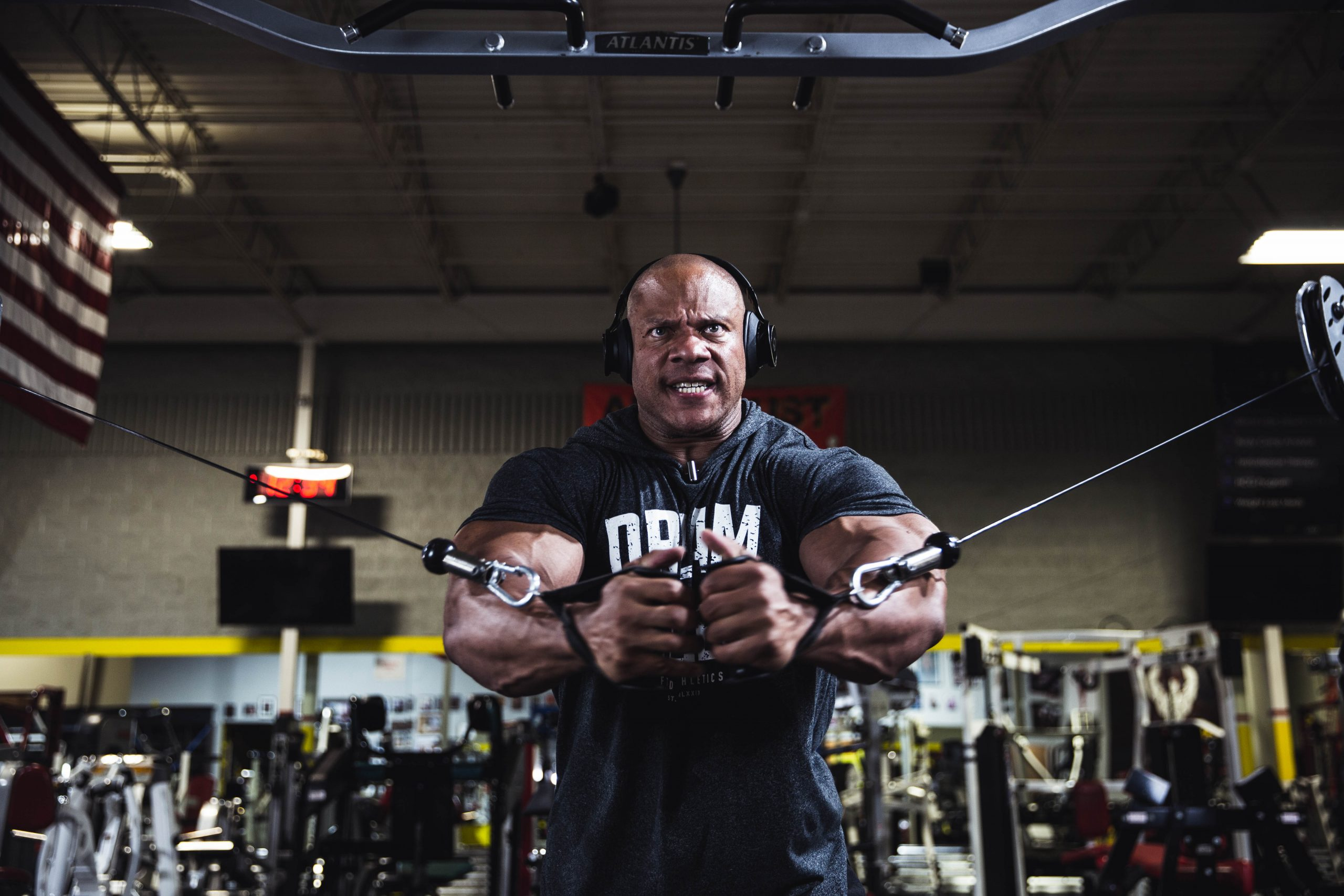 Documentary on Phil Heath's Quest For 8th Mr. Olympia Title In Development